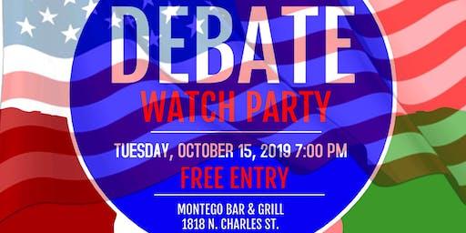 AKA/KAPsi Debate Night Watch Party