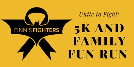 Finn's Fighters 5K tickets