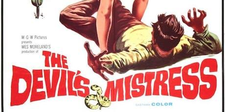 The Devil's Mistress tickets
