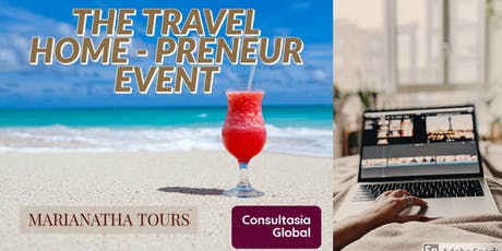 The Travel Home-preneur Event tickets