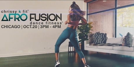 Afro Fusion Dance Fitness with Chrissy K Fit tickets