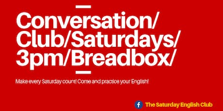 English Conversation Club - Season 3 entradas