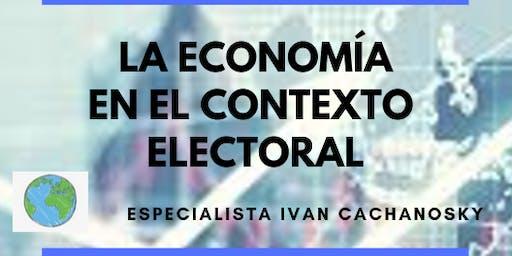 La economía en el contexto electoral