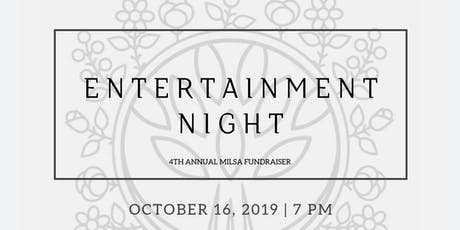 Our Stories, Our Art MILSA Entertainment Night Fundraiser tickets