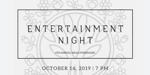 Our Stories, Our Art MILSA Entertainment Night Fundraiser
