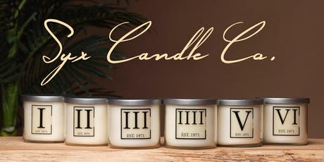 Syx Candle Co. - Launch Brunch tickets