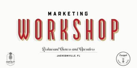 Marketing Workshop- Jacksonville tickets