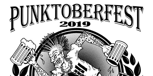 PUNKTOBERFEST 2019 - Punk Rock & Craft Beer Festival