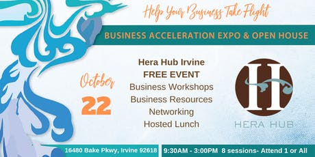 Business Acceleration Expo and Open House tickets