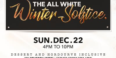 All White Winter Solstice 2019
