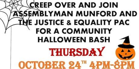 Community Halloween Bash tickets