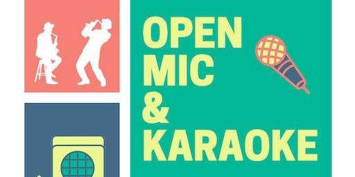 Open Mic & Karaoke