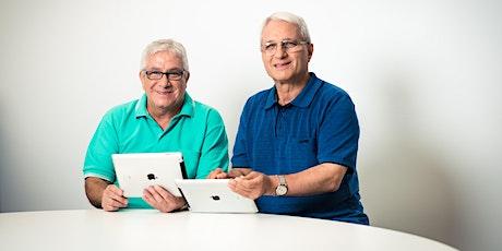 Tech Savvy Seniors - Intro to Social Media (Italian) @ Five Dock Library tickets