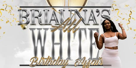 All White Birthday Bash tickets