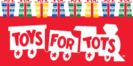 Delaware Ave. Baptist Church Toys for Tots Distribution tickets