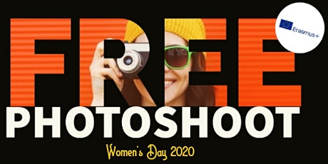 Women's Day 2020 FREE Professional Photo Shoot tickets
