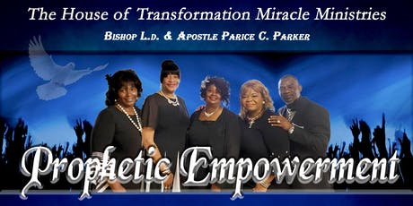 Prophetic Empowerment tickets