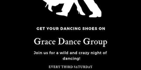 Dancing Class w/Grace Dance Group, LLC tickets