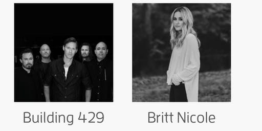 Building 429 Fear NO More Tour with Britt Nicole