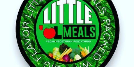 Little 'Ol Meals Taste Testing tickets