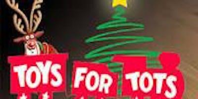 True Gospel Tabernacle Baptist Church Toys for Tots Distribution