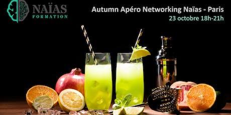 October Naias AfterWork - Guest Nativious avec Julien Rio billets