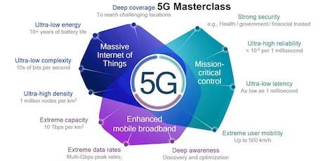 5G Telecommunication Comprehensive Training, Sydney, Aus tickets