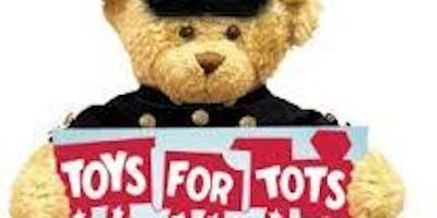 Douglass Community Center Toys for Tots Distribution