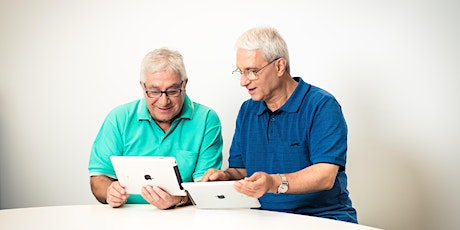 Tech Savvy Seniors - Introduction to iPads (Greek) @ Concord Library tickets