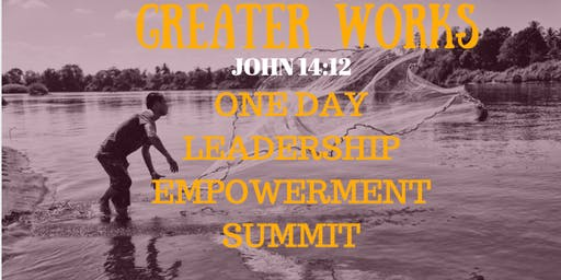 KINGDOM PURPOSE DELIVERANCE MINISTRIES, INC.  LEADERSHIP EMPOWERMENT SUMMIT