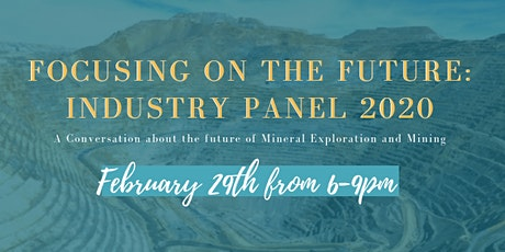 Focusing on the Future: Industry Panel 2020 tickets