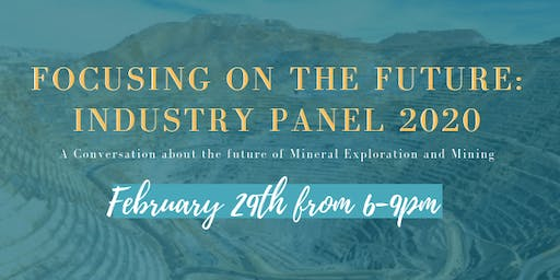 Focusing on the Future: Industry Panel 2020
