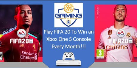 Gaming For A Cause - FIFA 20 - October Tournament tickets