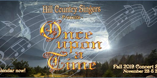 Fall Concert 2019 - Once Upon a Time