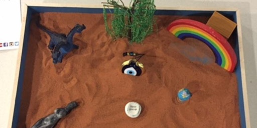Stories in the Sand:A 3 hour Sandtray Therapy Workshop