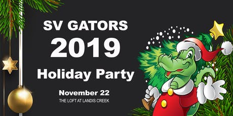 SV GATORS 2019 Holiday Party tickets