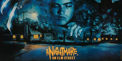 Nightmare on Elm Street movie 1984  ( Electric Dusk Drive-in)