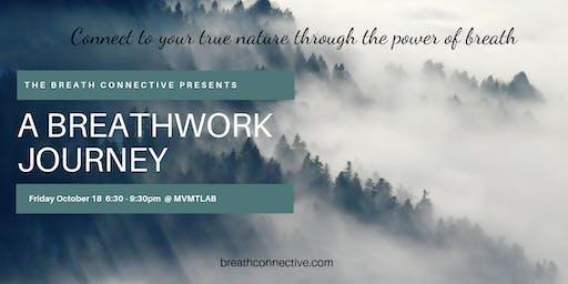 Breathwork Journey and Movement Exploration