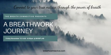 Breathwork Journey and Movement Exploration tickets