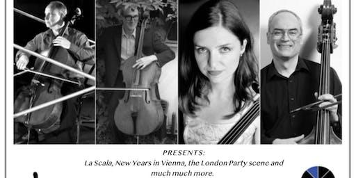 Basso Nova Cello Bass Quartet Presents: The Classics and the Two Freddys