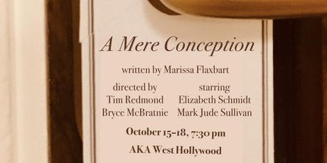 A Mere Conception (extension) tickets