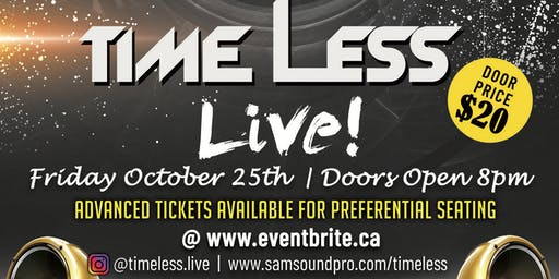 Timeless Live!