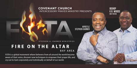 Fire on the Altar tickets
