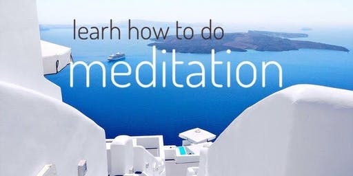 Group circle: Learn how to Meditate?