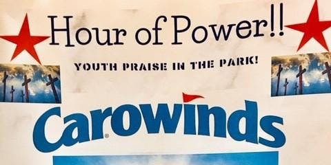"""""""Hour of Power (HOP)"""": Youth Praise In The Park!"""