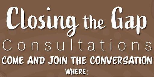 Closing the Gap Consultations: Albury