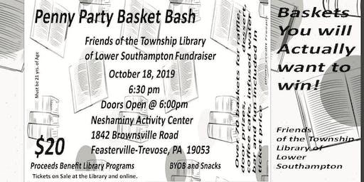 Penny Party Basket Bash