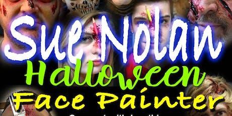 Halloween Face Painter/Gore Make-up tickets