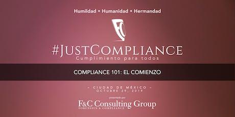 Compliance 101 entradas