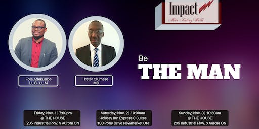 Impact Conference 2019